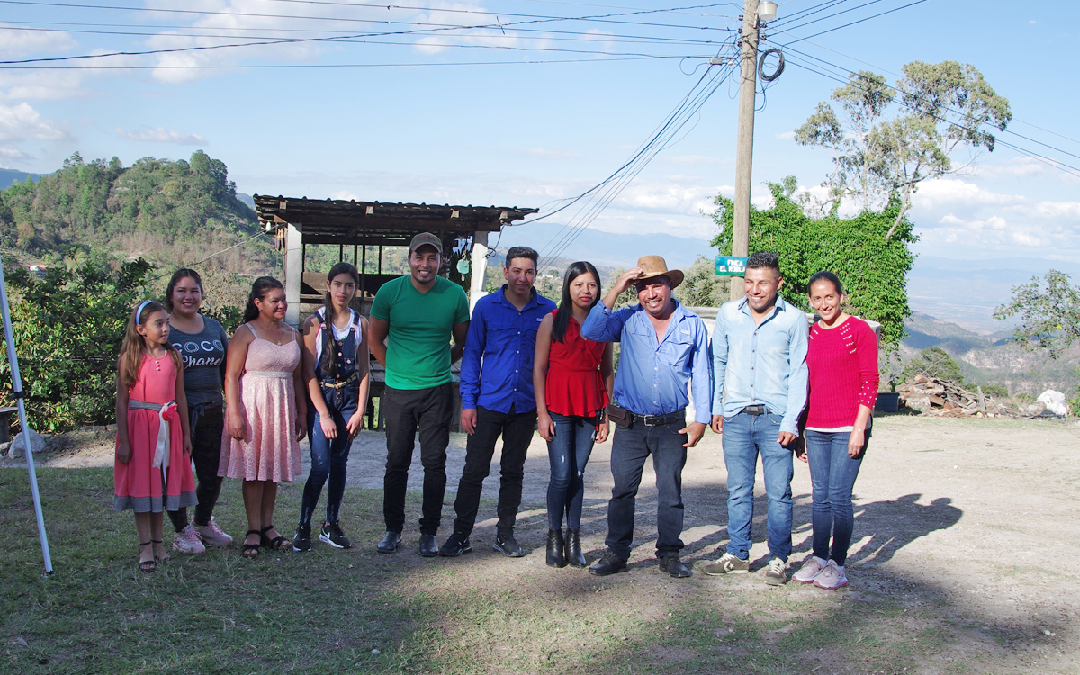 Honduras(ホンジュラス)/El Roblar Honey(エル・ロブラル・ハニー)
