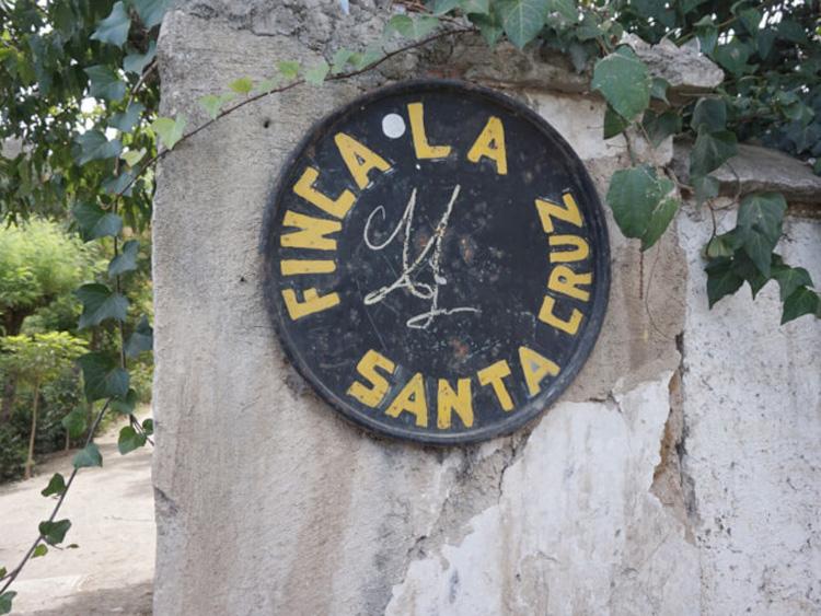Guatemala(グアテマラ)/Santa Cruz(サンタ・クルス)