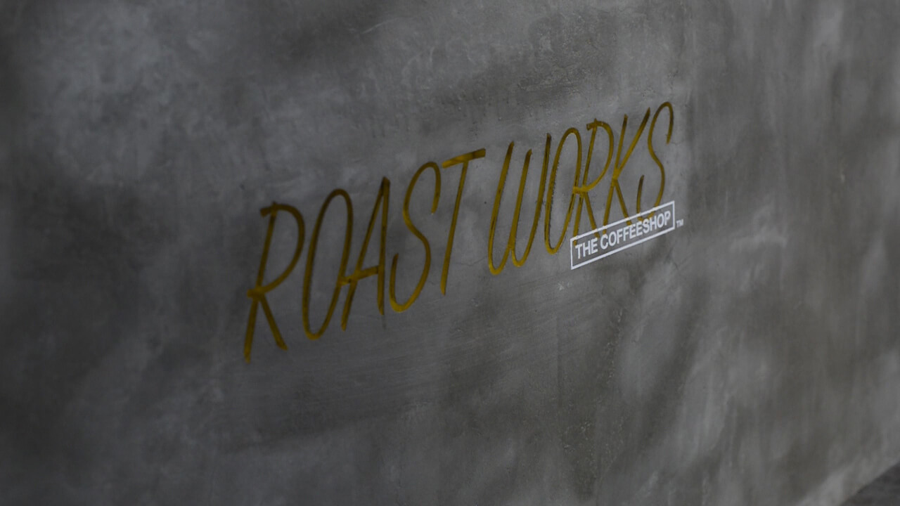 THE COFFEESHOP ROAST WORKS