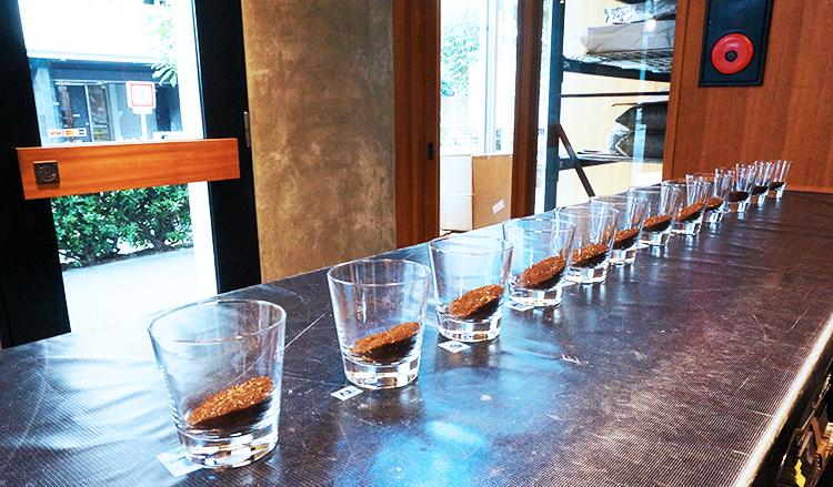コーヒー保存方法検証