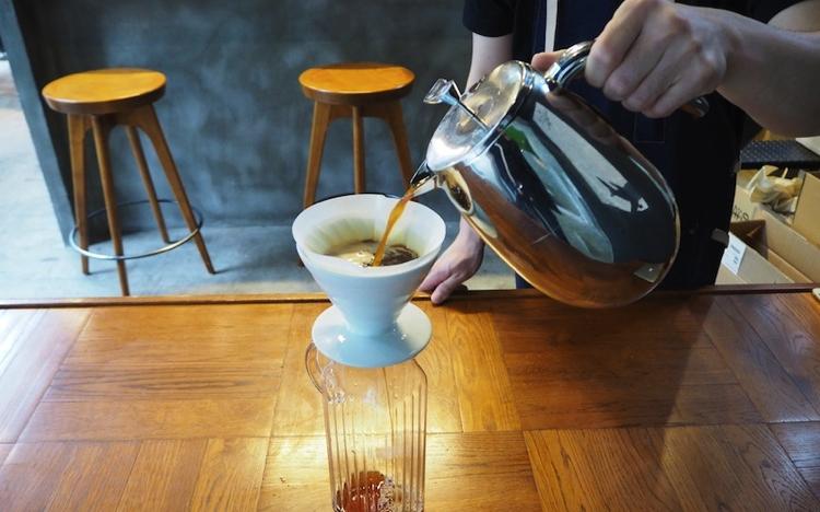 フレンチプレス 水出しコーヒー 作る方法