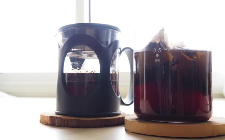 水出しコーヒー 特徴 淹れ方