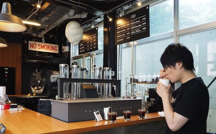 コーヒー カッピング THE COFFEESHOP