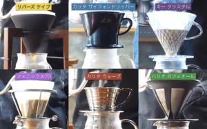 コーヒードリッパー検証