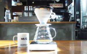 コーヒー淹れ方 ハンドドリップ メタル