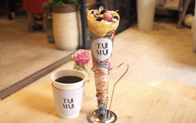 【コーヒーペアリング企画】TAJIMAJI × THE COFFEESHOP|クレープにあうコーヒーを考える