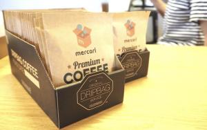 メルカリ コーヒー オリジナル