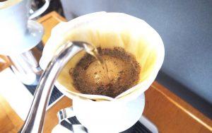 美味しくコーヒーを淹れる