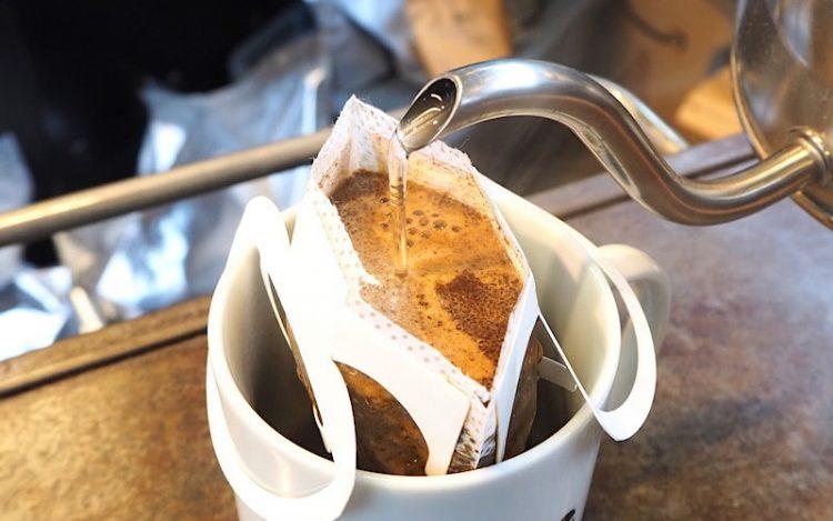 オリジナルドリップバッグコーヒー賞味期限