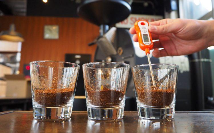 コーヒー豆冷蔵冷凍常温
