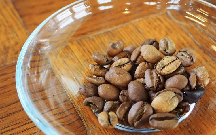 コーヒー欠点豆