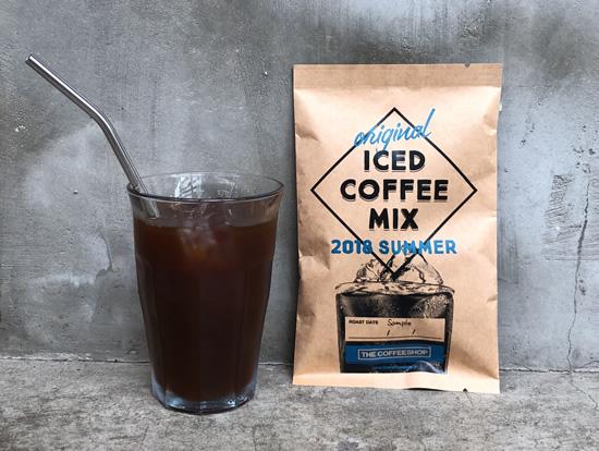 アイスコーヒーミックス