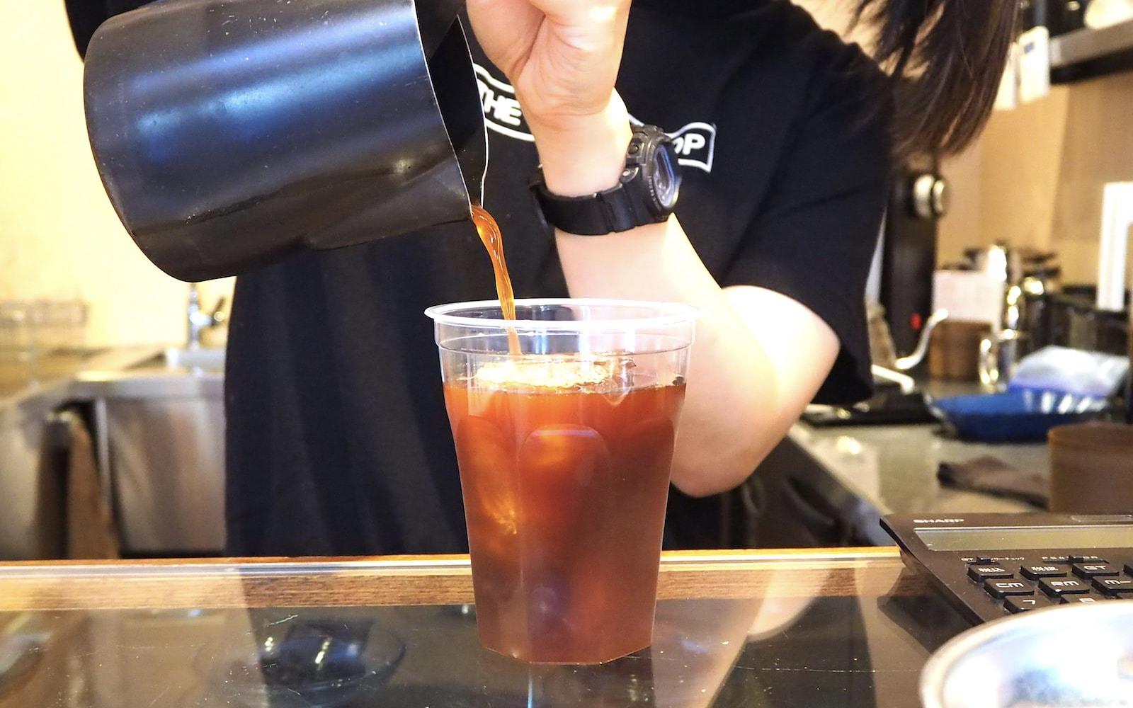 アイスコーヒー スペシャルティ