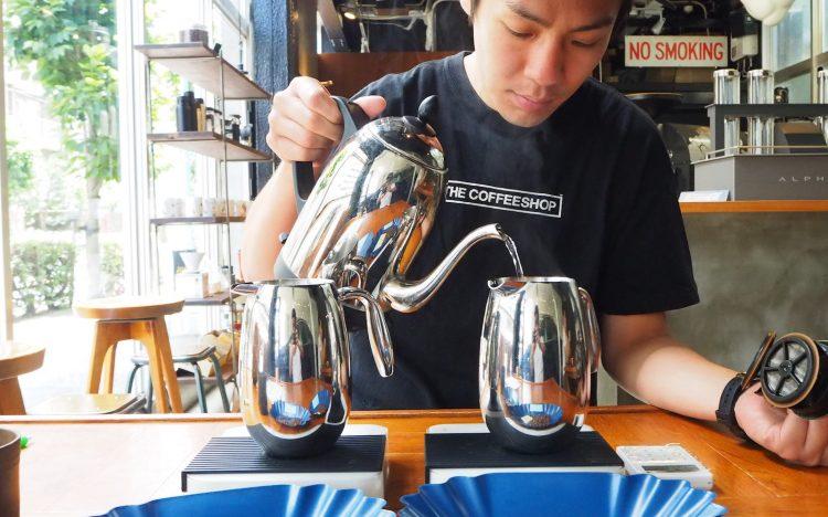 コーヒー豆の保存