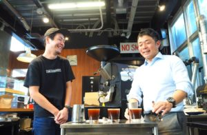 コーヒーの品質評価インタビュー
