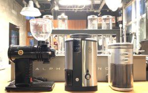 コーヒーグラインダー検証