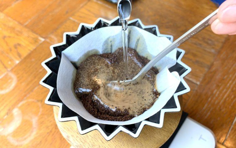 オリガミドリッパーで作るアイスコーヒー