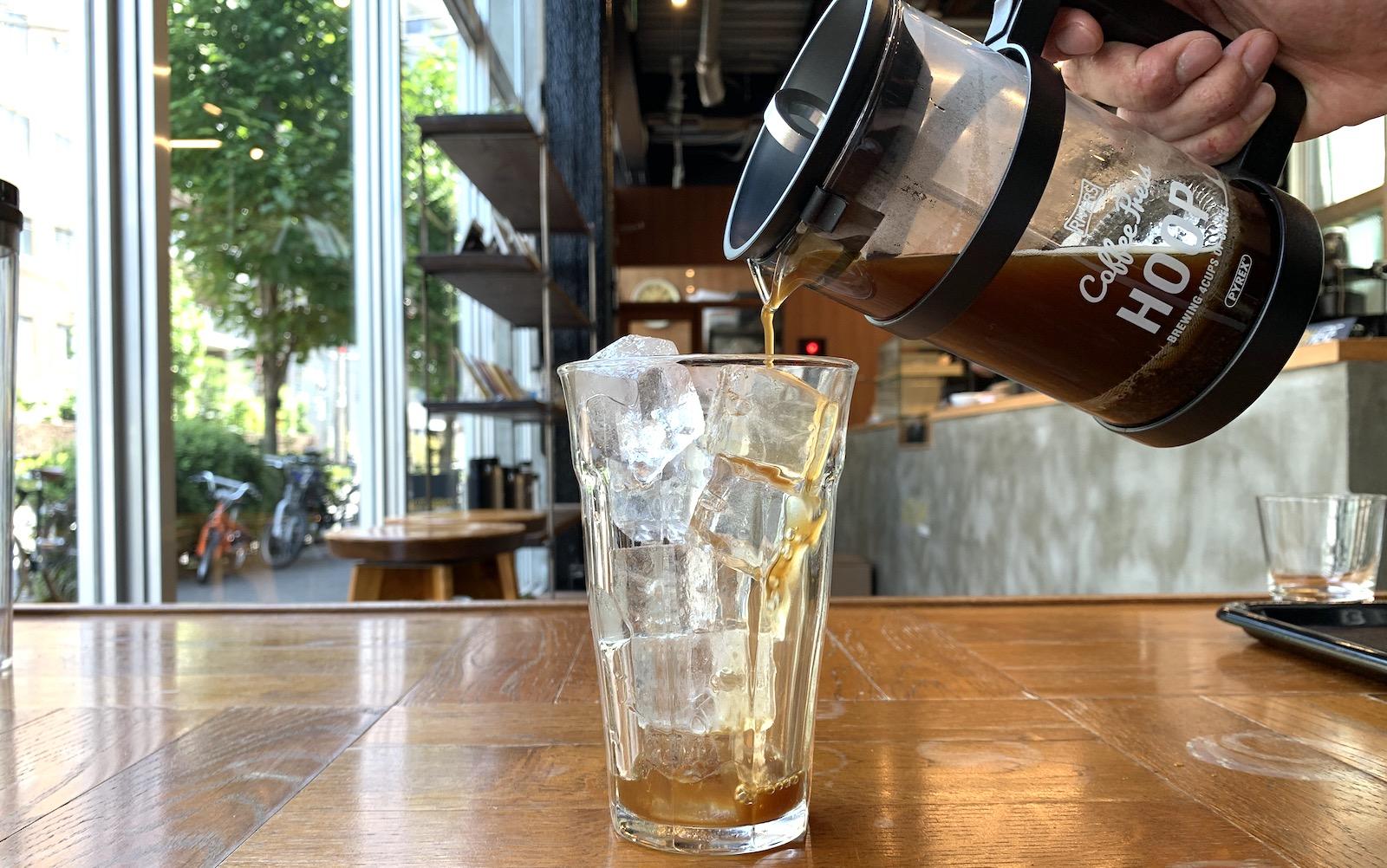 アイスコーヒー作り方2019