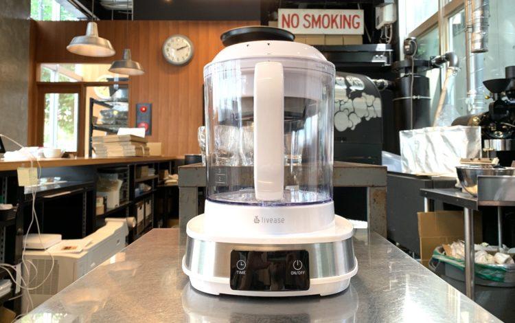 電動水出しコーヒーマシンCB-011W