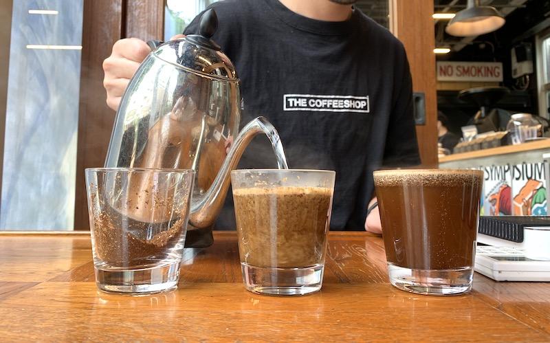 フルーティーなコーヒーとは