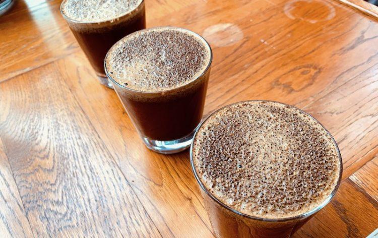 フルーティーなコーヒーを考える