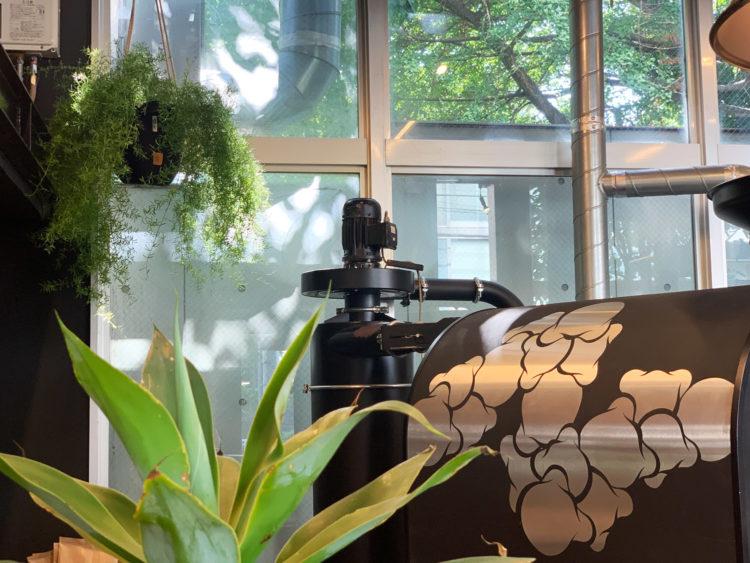 yard works × THE COFFEESHOP ROAST WORKS