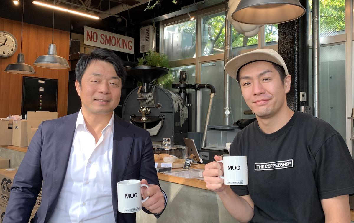 スペシャルティコーヒー市場インタビュー