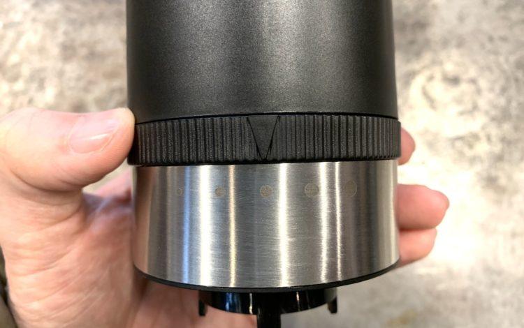 oceanrich 自動コーヒーミル G1 臼式 コードレス 挽き目調整