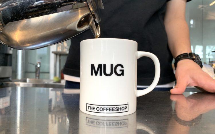 テレワーク自宅コーヒー
