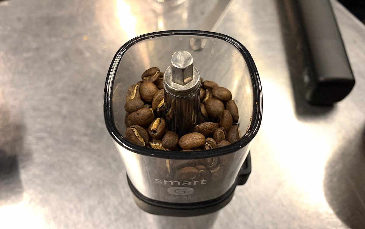 コーヒーミル小型