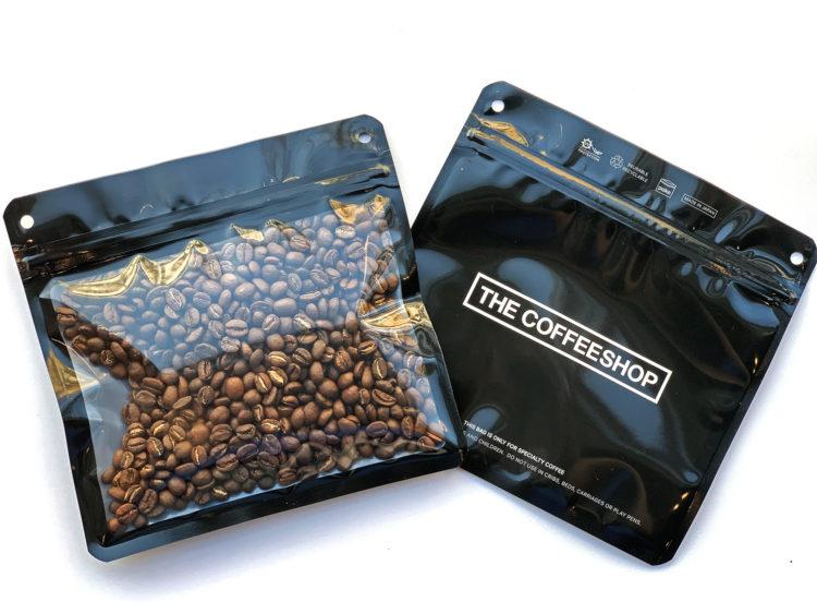 コーヒー保存バッグpake
