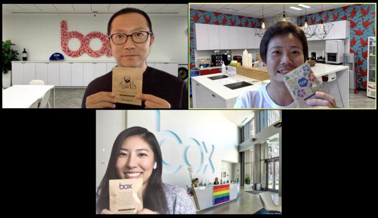 オンラインミーティング利用でのコーヒー・シェアリング・サービスがコロナ禍のチームをつなぐ| 株式会社Box Japan様