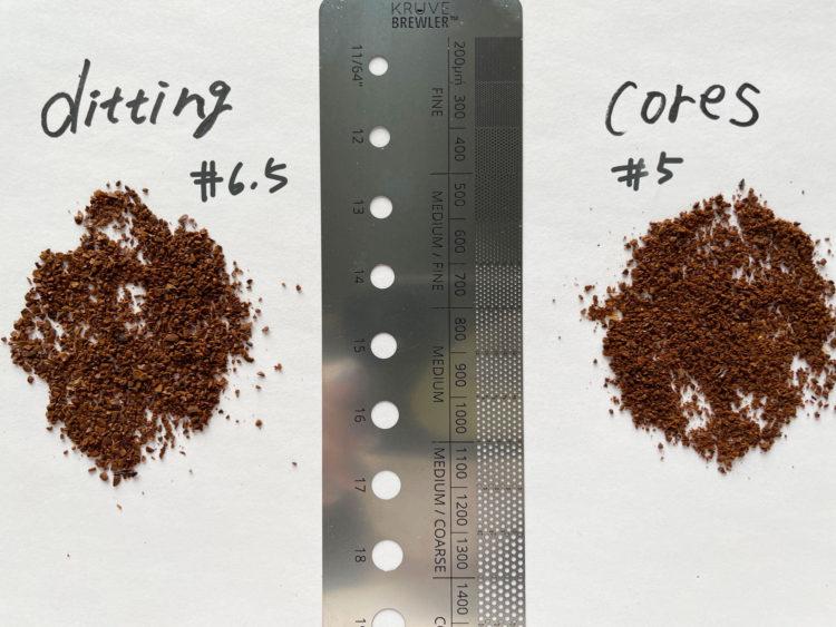 プロ用とガチ比較!電動コーヒーグラインダー【cores CONE GRINDER C330】 の性能を調査
