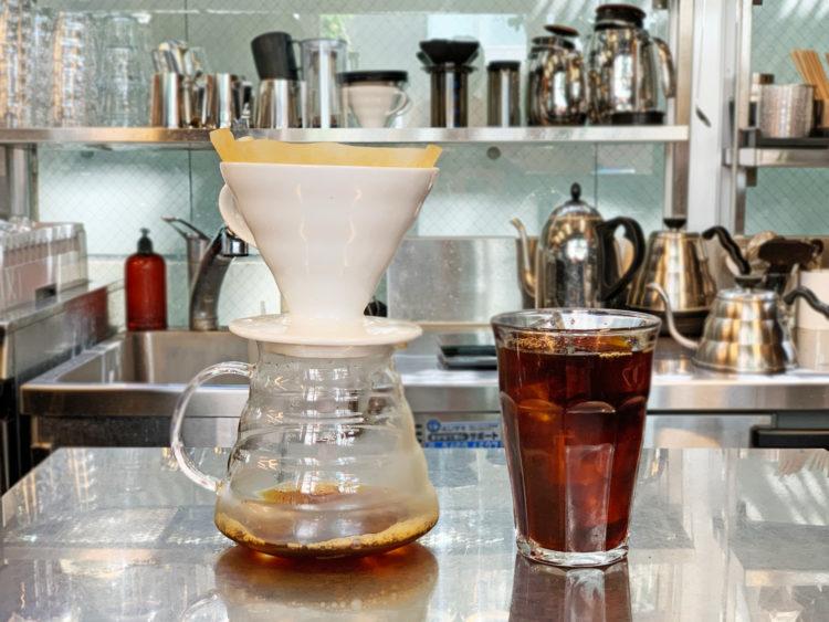 意外と簡単!急冷式アイスコーヒーの淹れ方