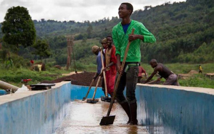 Burundi/Businde(ブルンジ/ブシンデ)