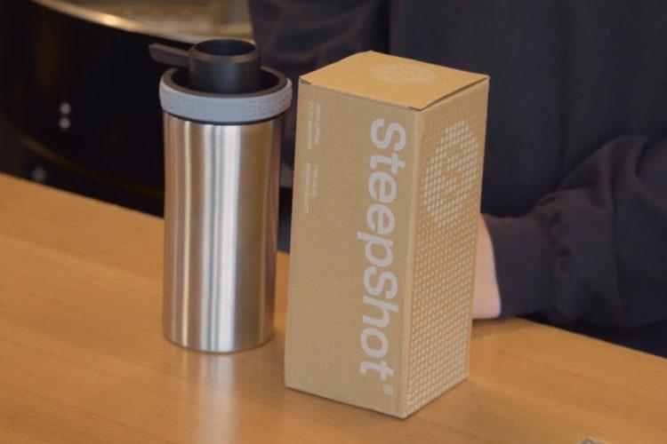 話題のSteep Shot(スティープショット)をご紹介!ホット&アイスコーヒー使用レビュー