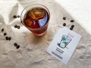 2021年8月のマンスリーミックス『August Mix 2021』は、暑い夏にグビグビ飲みたい、柑橘系のフレーバー溢れる中浅煎りのコーヒーです。